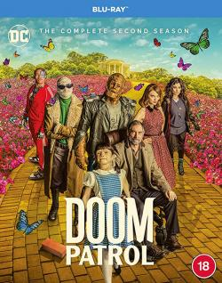 Doom Patrol Complete Second Season