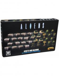 Assets & Hazards 3D Gaming Set