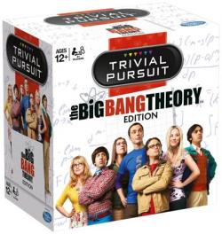 Big Bang Theory Trivial Pursuit