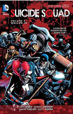 Suicide Squad Vol 5: Walled In
