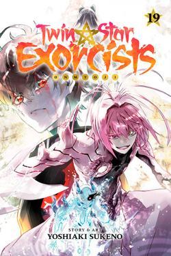 Twin Star Exorcists Onmyoji Vol 19