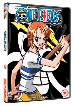 One Piece, Collection 3