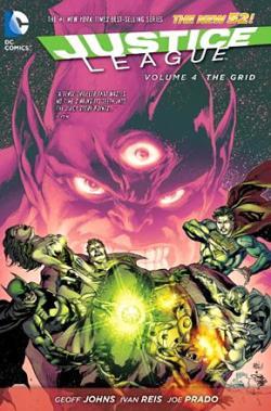 Justice League Vol 4: The Grid