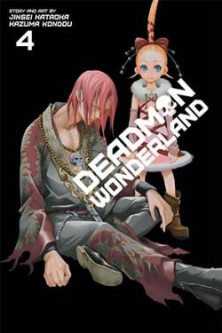 Deadman Wonderland Vol 4