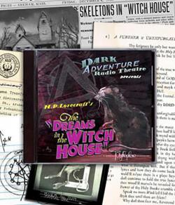Dreams in the Witchhouse - audio drama CD