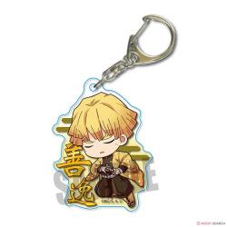 TEKUTOKO Acrylic Key Chain Vol. 4 Agatsuma Zenitsu (Battle)