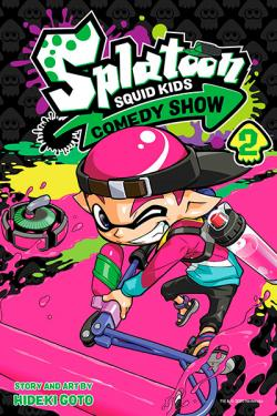 Splatoon Squid Kids Comedy Show Vol 2