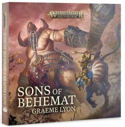Sons Of Behemat (Audiobook)