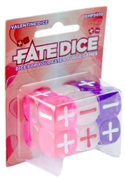 FATE Valentine Dice