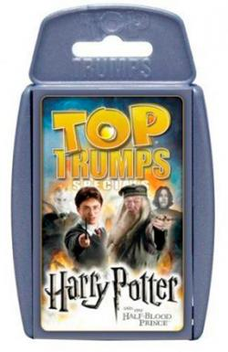 Harry Potter and the Half-Blood Prince Top Trumps Specials