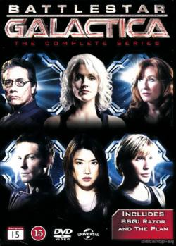 Battlestar Galactica: The Complete Series