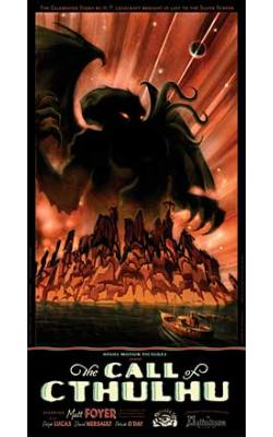 Call Of Cthulhu The Movie