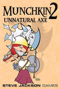 Munchkin 2: Unnatural Axe!