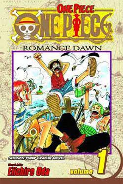 One Piece Vol 1: Romance Dawn