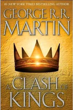 Clash of Kings (hardcover)