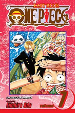 One Piece Vol 7: Crap Geezer