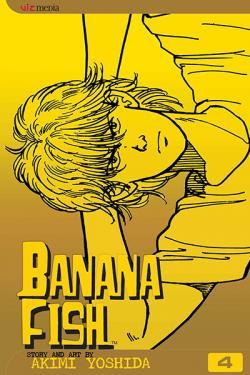 Banana Fish Vol 4
