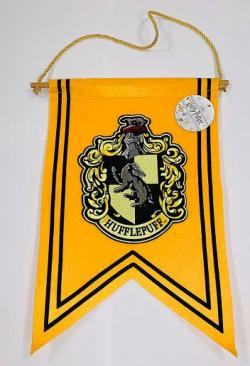 Harry Potter Printed Wall Banner Hufflepuff 47 x 31 cm