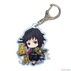 TEKUTOKO Acrylic Key Chain Vol. 4 Tomioka Giyu (Battle)