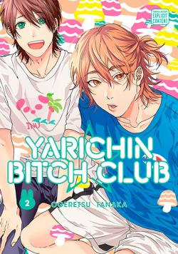 Yarichin Bitch Club Vol 2