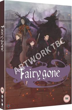 Fairy Gone Season 1 Part 1