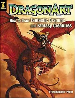 Dragonart - How to Draw Dragons and Fantasy Creatures
