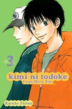 Kimi ni Todoke From Me to You Vol 3