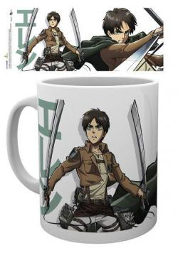 Season 2 Mug Eren Duo