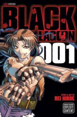 Black Lagoon Vol 1