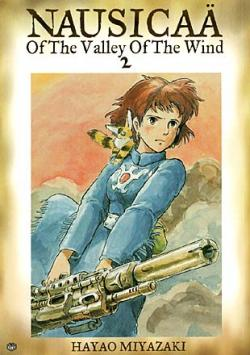 Nausicaä of the Valley of the Wind Vol 2