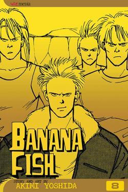 Banana Fish Vol 8