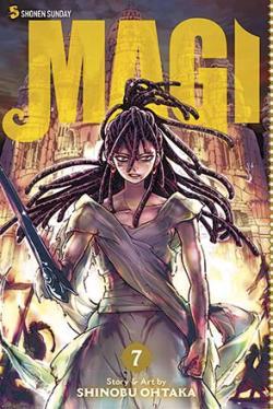 Magi Vol 7