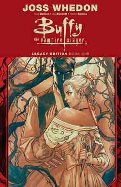 Buffy The Vampire Slayer Legacy Edition Book 1