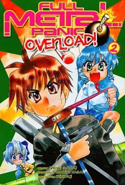 Full Metal Panic Overload Vol 2