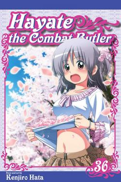 Hayate The Combat Butler Vol 36