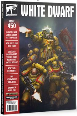 White Dwarf Monthly Nr 450 Januari