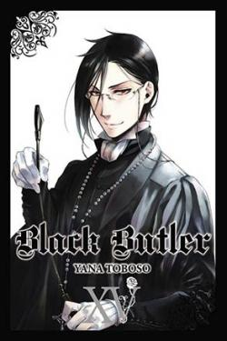 Black Butler Vol 15