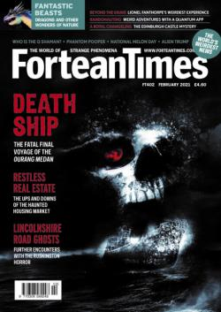 Fortean Times Nr 402, February 2021