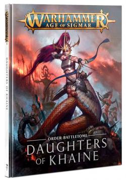 Order Battletome Daughters of Khaine (2021)