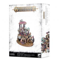 Hedonites: Glutos Orscollion Lord of Gluttony