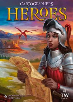 Cartographers: Heroes Expansion