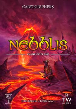 Map Pack 1: Nebblis – Plane of Flame