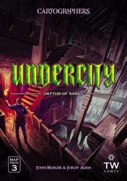 Map Pack 3: Undercity – Depths of Sabek