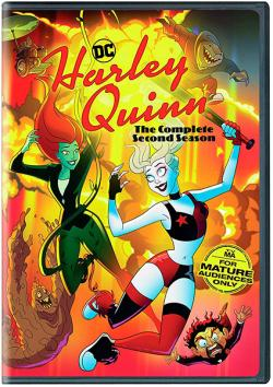 Harley Quinn: The Complete Second Season (USA-import)