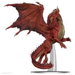Icons of the Realms Adult Red Dragon Premium Figure