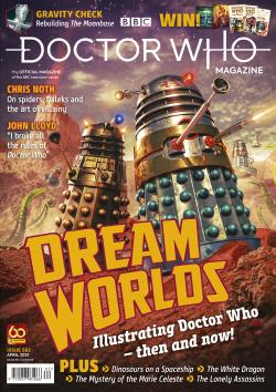 Doctor Who Magazine Nr 562