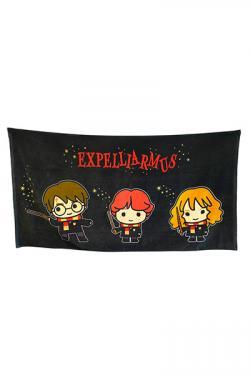 Kawaii Expelliarmus Towel
