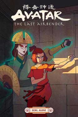 Avatar: The Last Airbender: Suki Alone