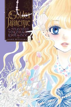 Golden Japanesque A Yokohama Love Story Vol 2