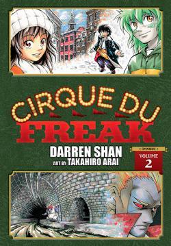 Cirque Du Freak Manga Omnibus Vol 2